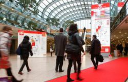 Photo: Entrance hall VALVE WORLD EXPO 2014