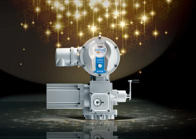 The new SIPOS SEVEN actuator range is launched at the Valve World Expo