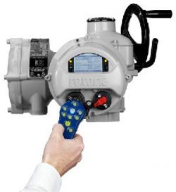3rd Generation IQ Actuator from Rotork