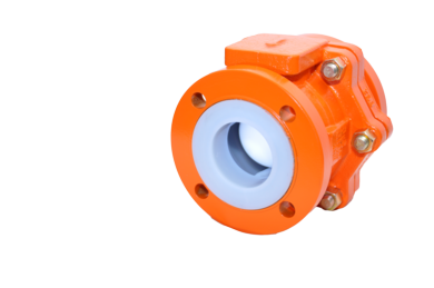 Xomox XLC Lined Ball Check Valve