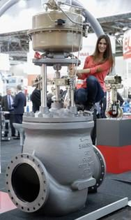 Photo: Productdetail VALVE WORLD EXPO