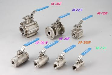 Anson Firesafe Ball Valves Certified to API 607