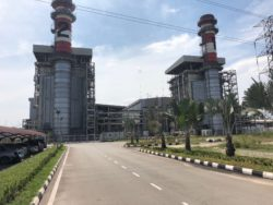 The Prai combined-cycle power plant produces some seven percent of all Malaysia's electricity.