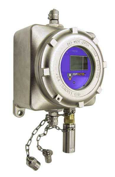Inline condition Monitor ATEX version - AZ2