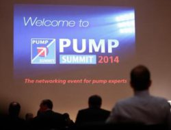 Photo: PUMP SUMMIT 2014