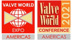 Logo: Valve World Expo & Conference Americas