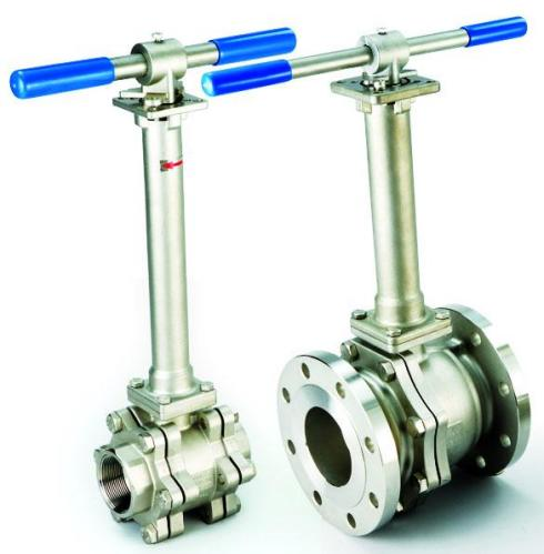 BS 6364 Cryogenic certified Ball Valves