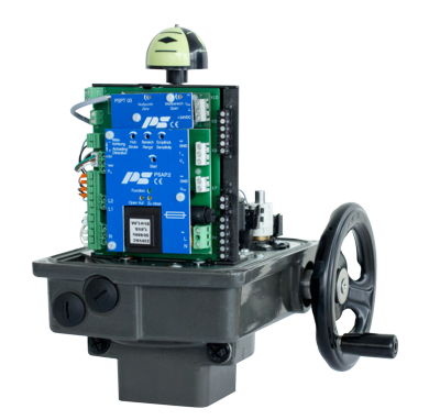 The robust quarter-turn actuator PSQx03 - increased reliability, durability and installation convenience